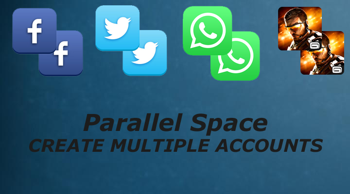Parallel-Space-copy
