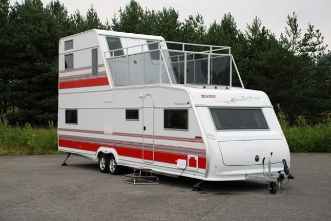 royal tower caravan